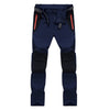 Men's Tactical Waterproof Quick Dry Trousers Outdoor Sports Trekking Hiking Camping Cargo Pants