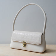 Sofia Long Handbag (Cream)