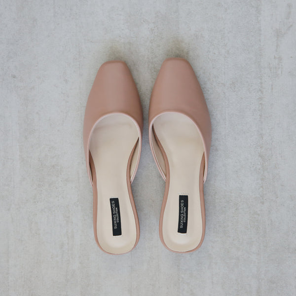 Jules Slip-ons (Dusty Tea Rose)