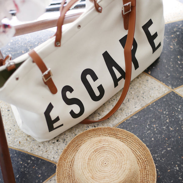 Escape Carry-all Tote Bag (Backorder)
