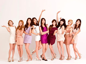 GIRLS' GENERATION HAD SIGNED AS WOONGJIN COWAY CAMPAIGN MODEL