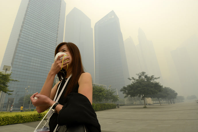 5 WAYS TO FIGHT THE HAZE YOU MUST KNOW