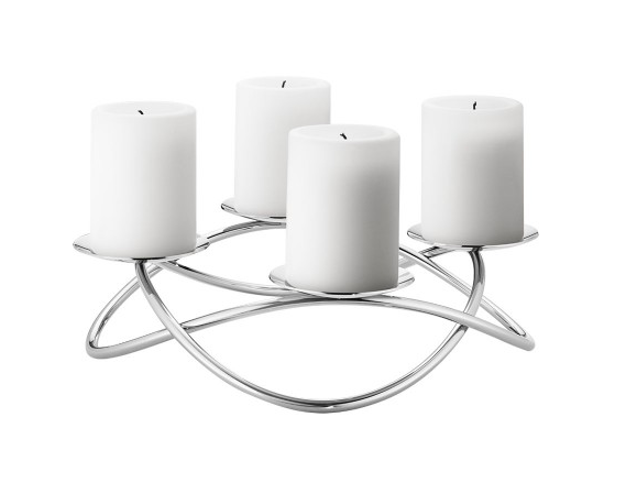 Georg Jensen Season Candle Holder (Large)