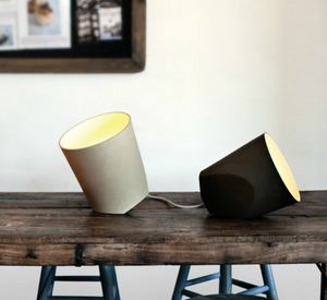 Menu On the Edge Table/Floor Lamp