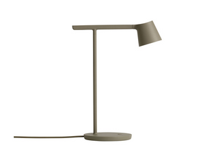Muuto Tip Lamp Table Lamp Olive Green