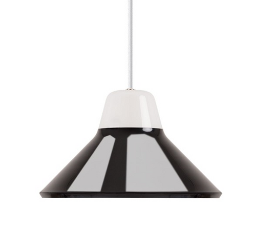 Teo Icon Suspension Lamp (Black)