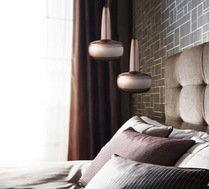 Vita Clava Suspension Lamp