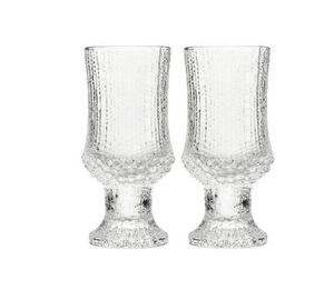 Iittala Ultima Thule Set 2 Glasses White Wine