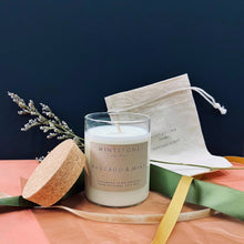 Load image into Gallery viewer, Mintstone Soy Wax Candle