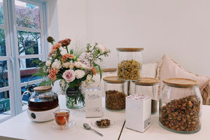 Mother's Day Tea Blending & Vase Arrangement Workshop 8 May 2021