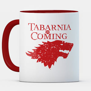 Taza Tabarnia is coming classic