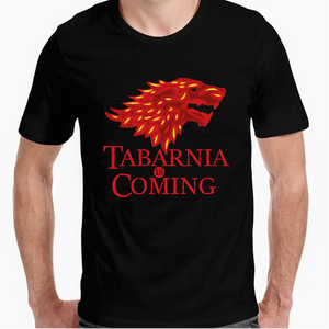 Camiseta chico Tabarnia is Coming