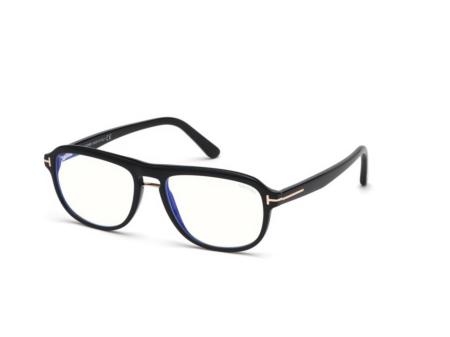 Tom Ford Plastic Frame-FT5538-B