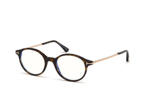 Tom Ford Plastic Frame-FT5554-B