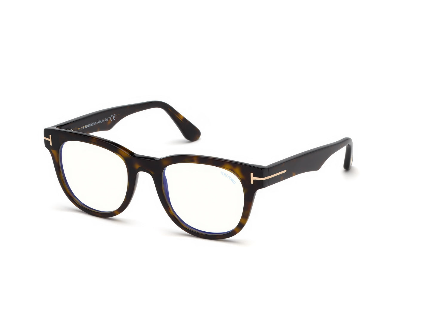 Tom Ford Plastic Frame-FT5560-B