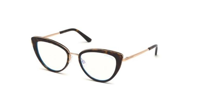 Tom Ford Metal Frame-FT5580-B