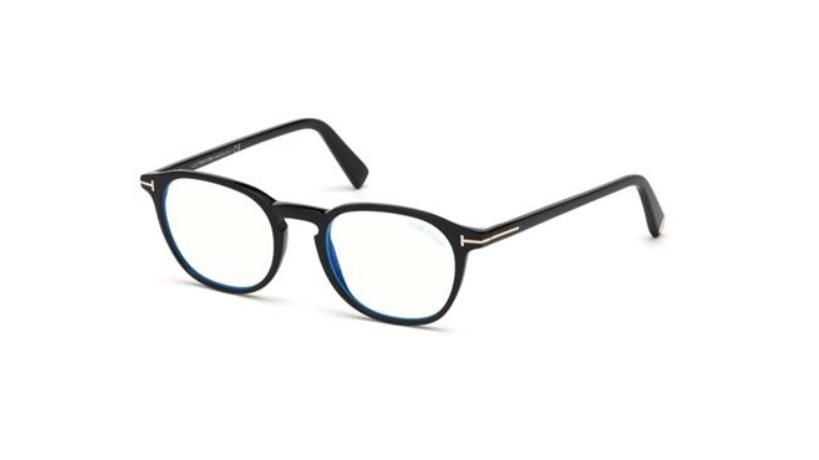 Tom Ford Plastic Frame-FT5583-B