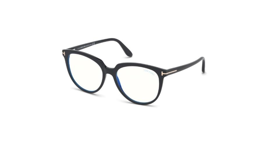 Tom Ford Plastic Frame-FT5600-B