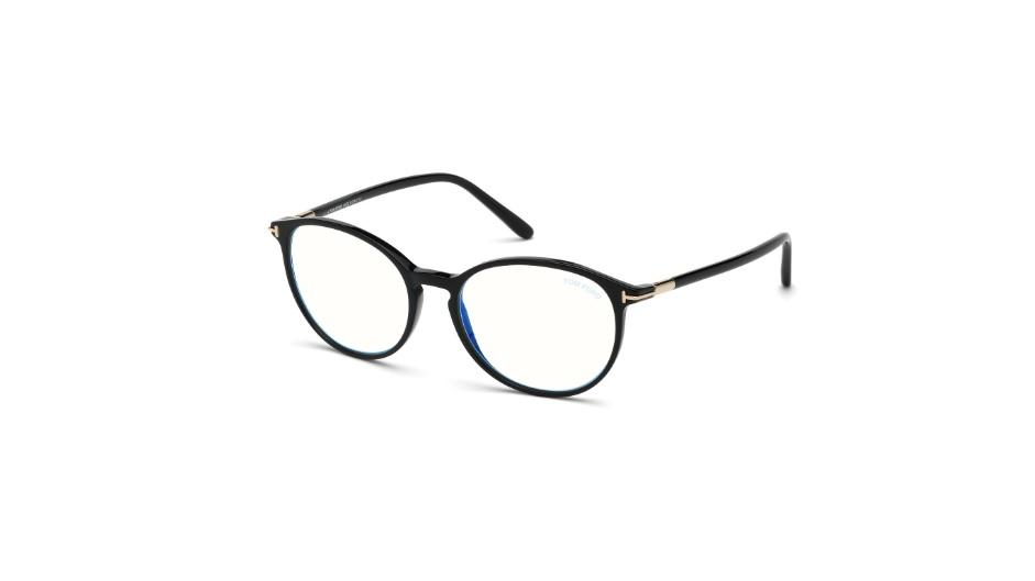 Tom Ford Plastic Frame-FT5619-B