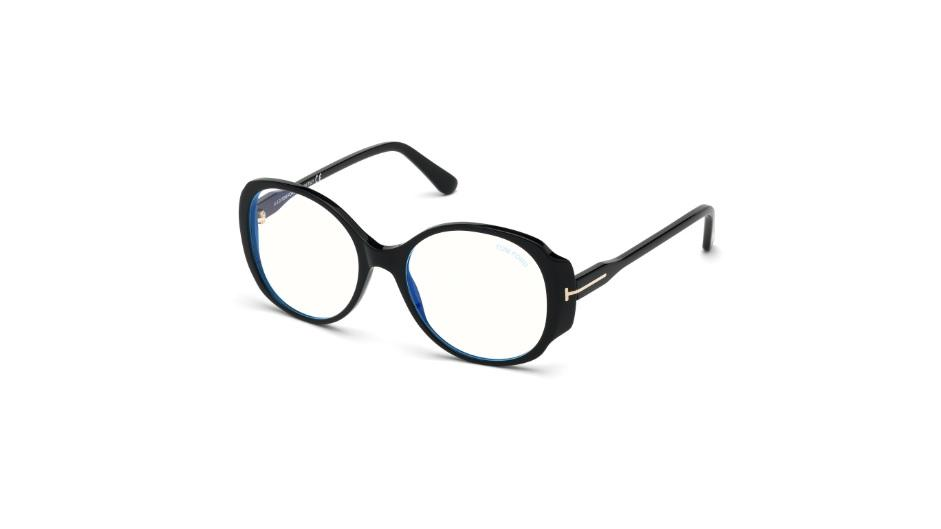 Tom Ford Plastic Frame-FT5620-B