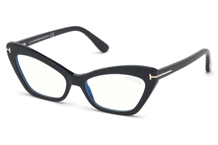 Tom Ford Plastic Frame-FT5641-B