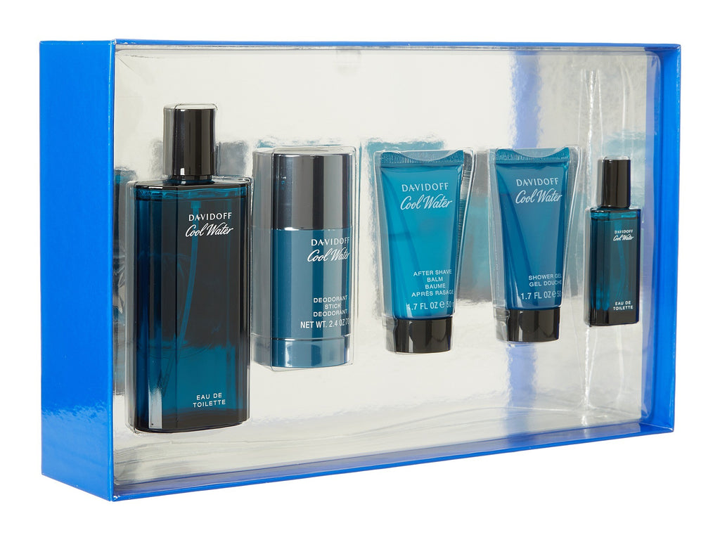 Davidoff Cool Water Edt 125Ml Coffret