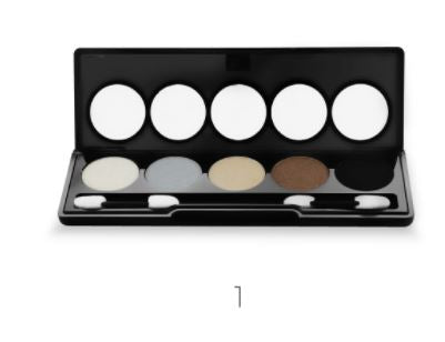 Yves Morel Cosmetics Eye Shadow Set