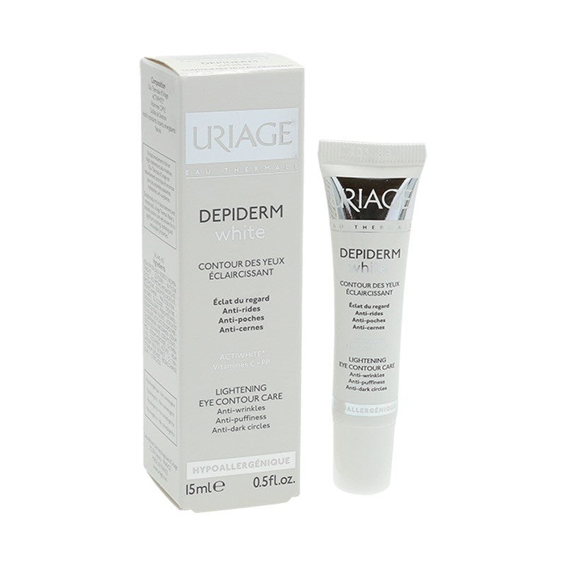 Uriage Depiderm White Eye Contour 15Ml