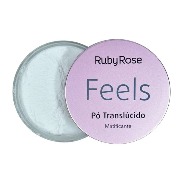 Ruby Rose Feels Translucent Loose Powder
