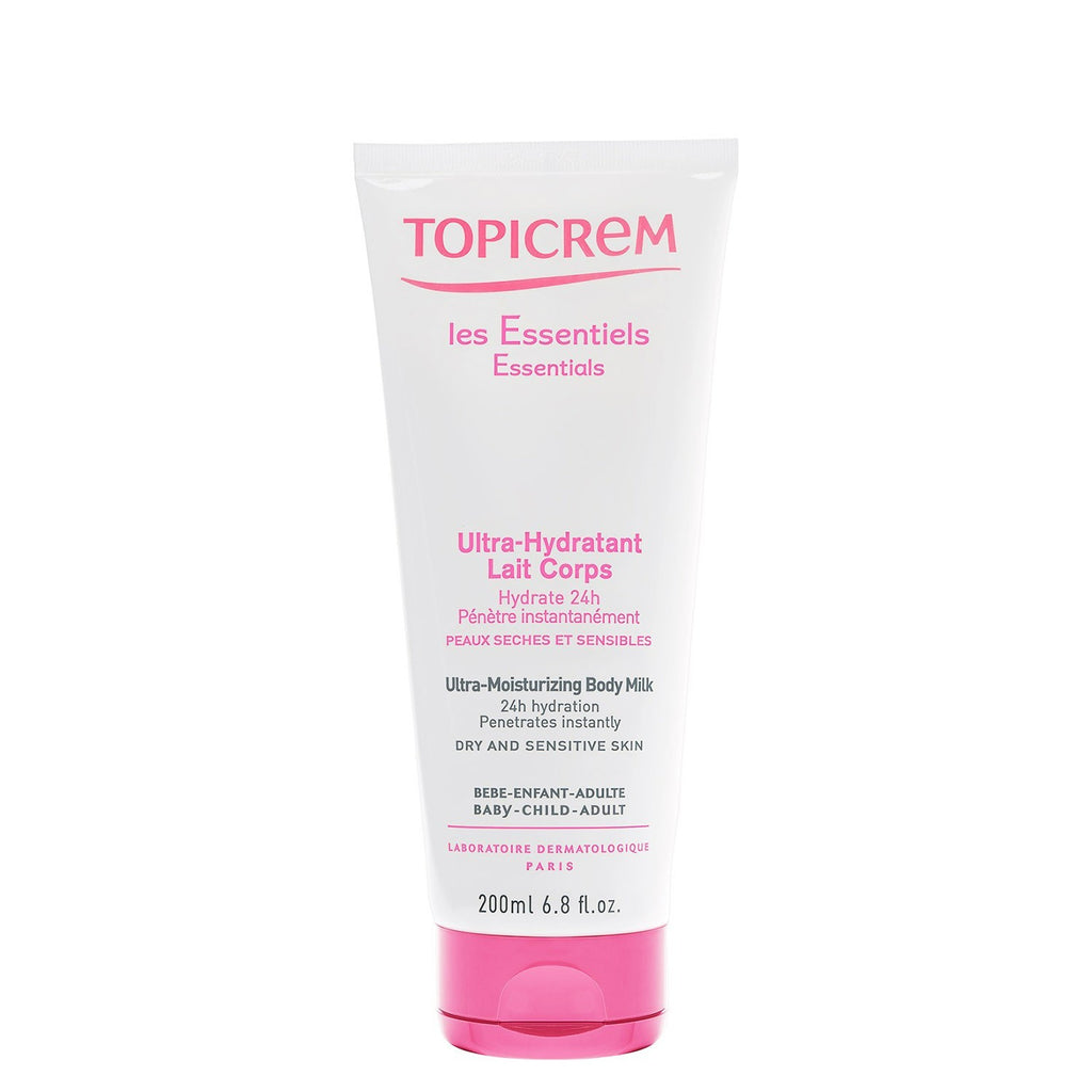TOPICREM LAIT CORPS ULTRAHYDRATANT 200ML