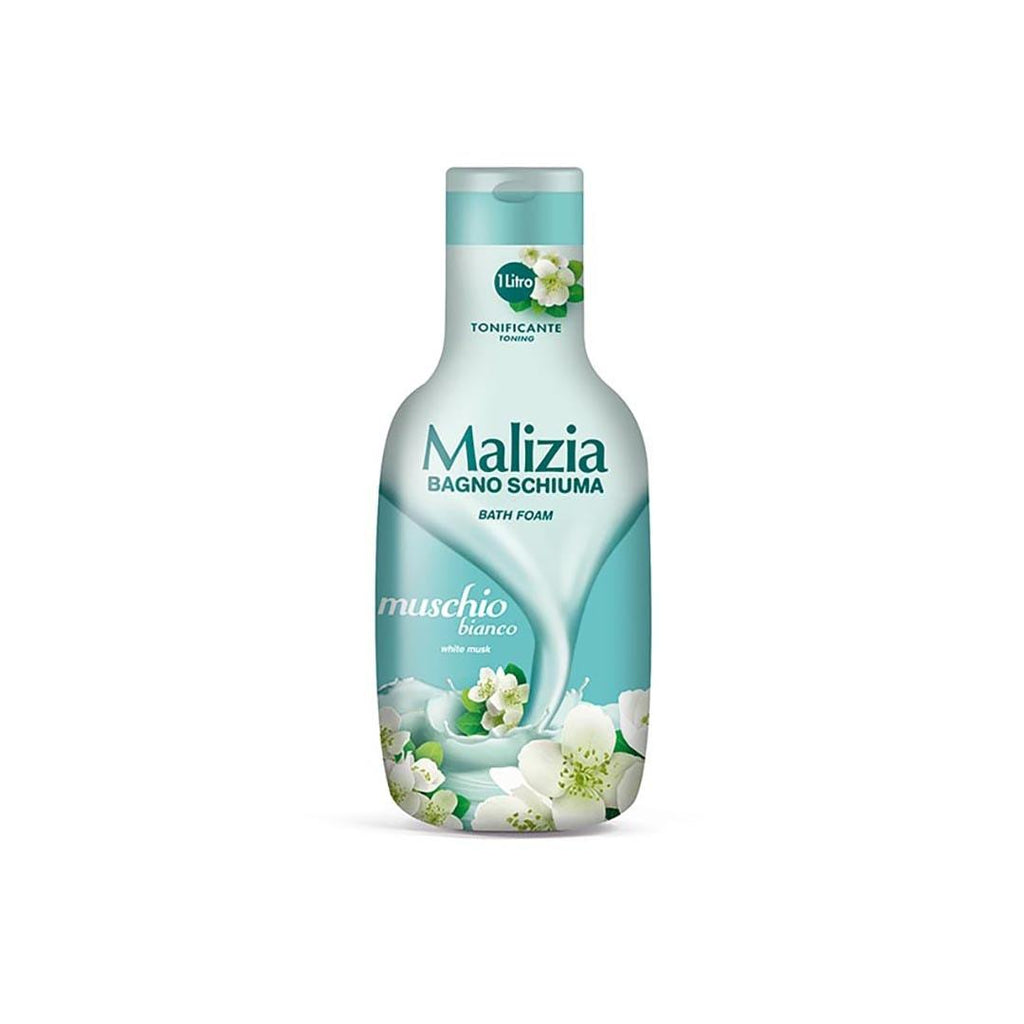 Malizia Shower Gel White Musk 1000 ML
