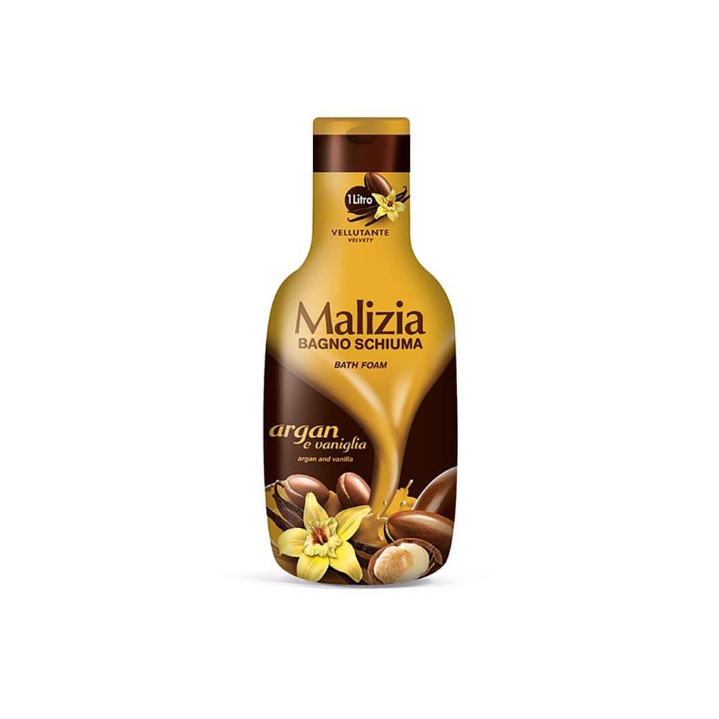 Malizia Shower Gel Argan & Vanilla 1000 ML