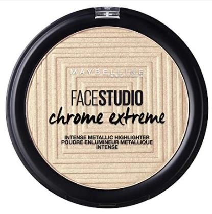 Maybelline New York - Facestudio Master Chrome Metallic Highlighter