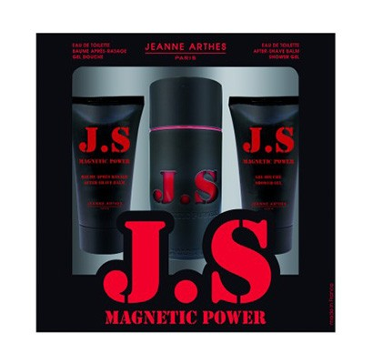 Jeannes Arthes J.S Magnetic Power red