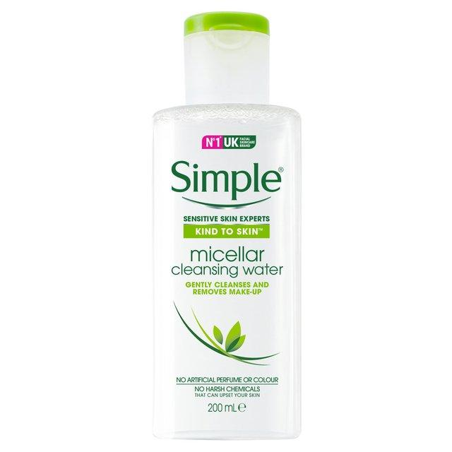 Kind to Skin Micellar Cleansing Water 200ml