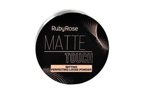 Ruby Rose Matte Banana Loose Powder-MyKady