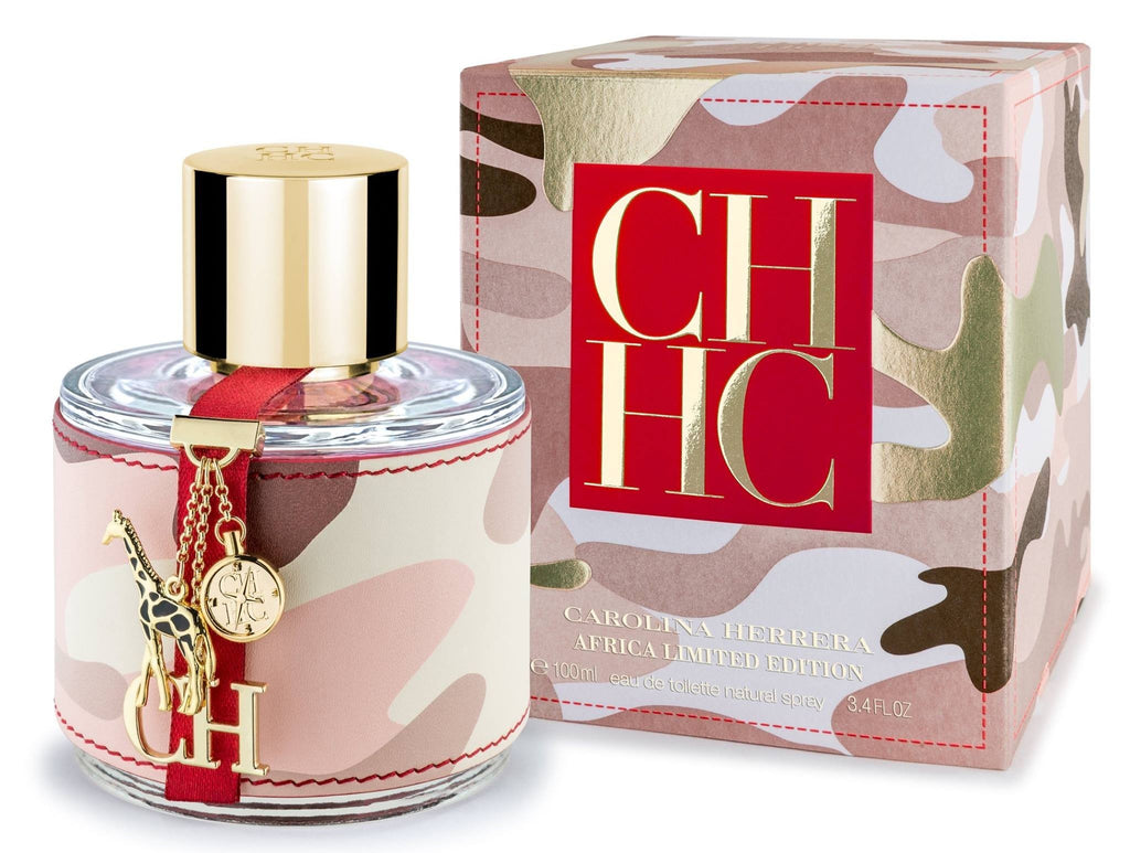 Carolina Herrera Africa Limited Edition Women Edt 100ml