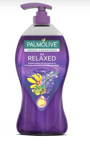 Palmolive So Relaxed Shower Gel - 750mL