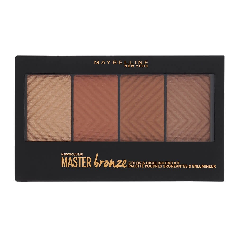 Maybelline New York Master Bronze Palette
