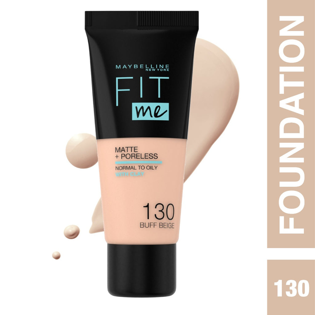 Maybelline New York Fit Me Foundation 30ml