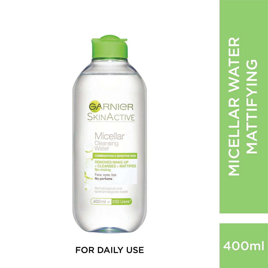 Garnier Micellar Water Combination to Oily Skin 400ml