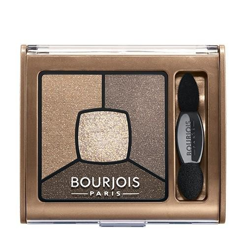 Bourjois Quad Smoky Stories