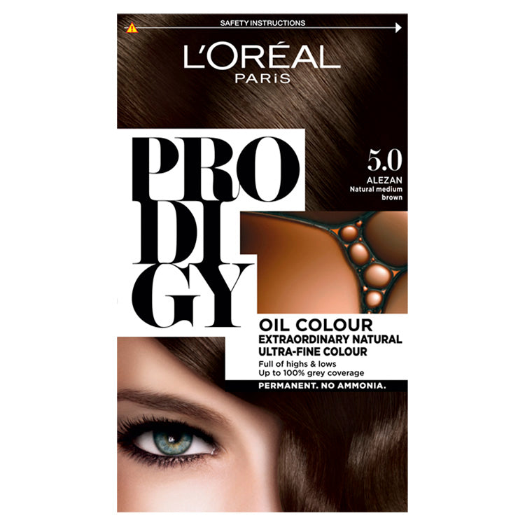 L'Oreal Paris Prodigy Extraordinary Natural Permanent Hair Color
