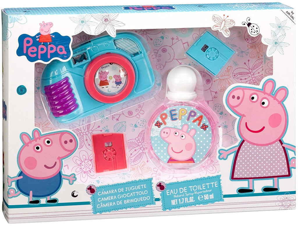 Pepa Pig Fragrance kids set