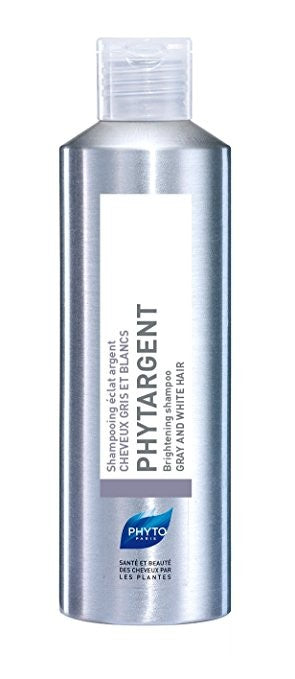 Phyto PhytArgent Brightening Shampoo - Gray, White or Platinum Hair