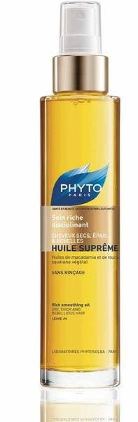 Phyto Huile Supreme - Rich Smoothing Oil Ultra Dry Hair