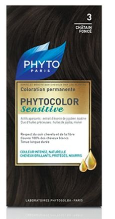 Phyto Color Sensitive - Permanent Coloration