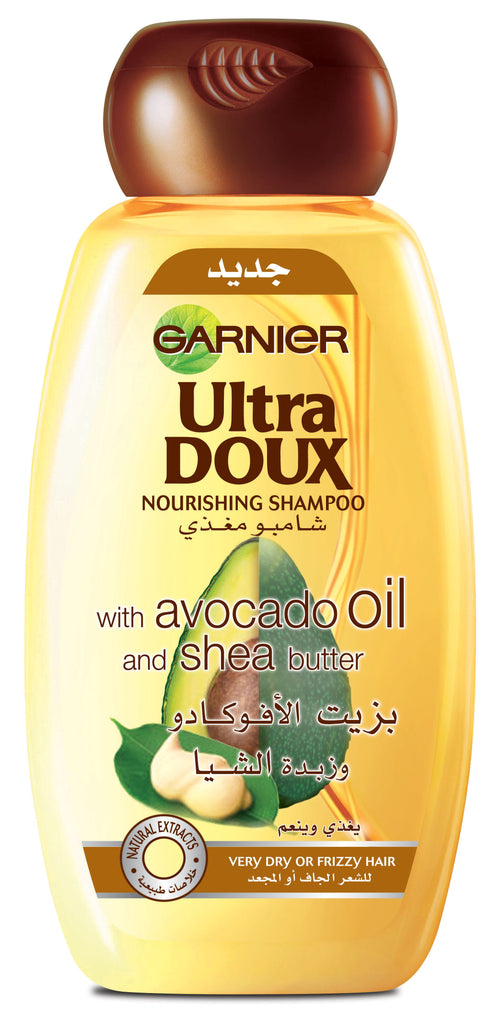 Ultra Doux Avocado & Shea butter Shampoo