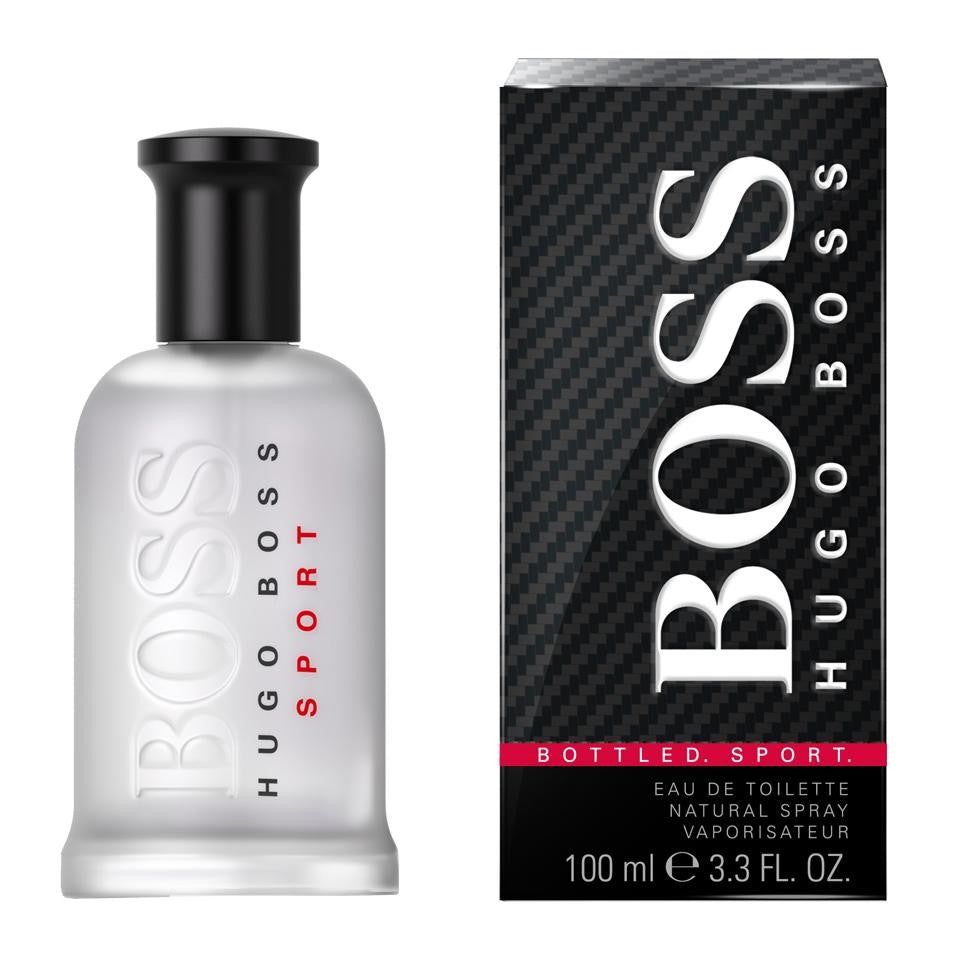 Boss Bottledd Sport Edt 100Ml