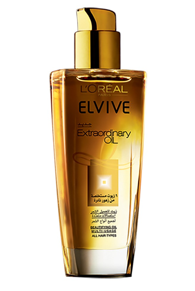 ELVIVE EXTRAORDINARY HAIR OIL ALL HAIR TYPES - 100 ML